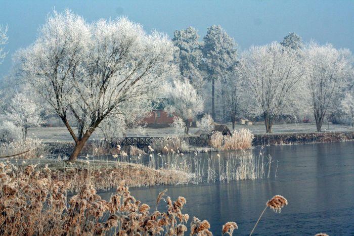 Úr Rétje télen