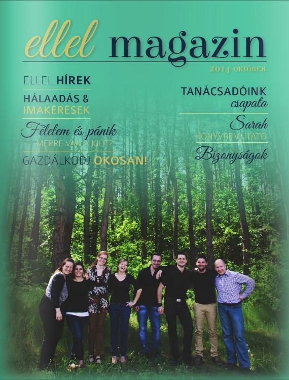 Ellel Magazin 2014 Október