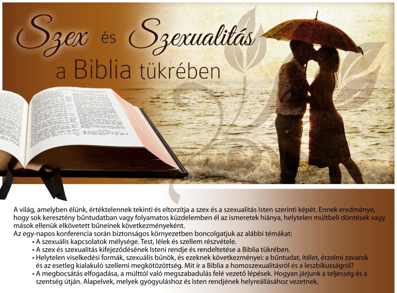 Szex és szexualitás a Biblia tükrében 2k