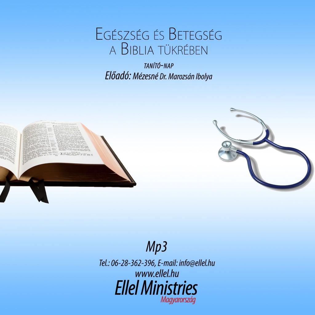 Egészség a Biblia tükrében